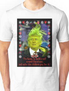 Donald Grinch Trump Unisex T-Shirt