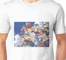 Hayao Miyazaki - Studio Ghibli - Character Collaboration Unisex T-Shirt
