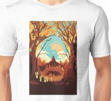 Hayao Miyazaki - Studio Ghibli - Character Collaboration 2 Unisex T-Shirt