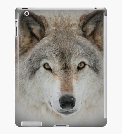 Wolf Portrait iPad Case/Skin