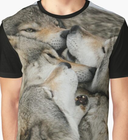 Muzzle nuzzle Graphic T-Shirt