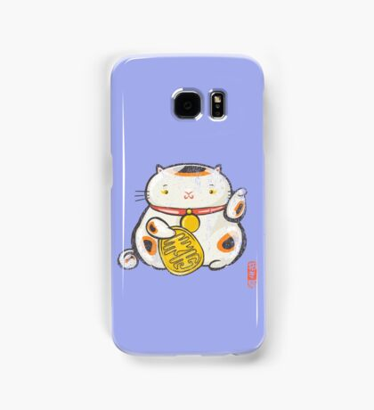ManekiNeko [Special Lucky Toy Box] Samsung Galaxy Case/Skin