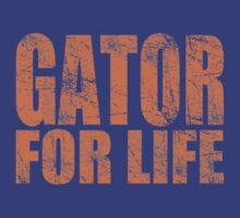 Gator for Life by JayJaxon