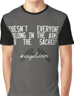 Lady Gaga // Angel Down // Joanne Graphic T-Shirt