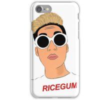 Rice gum iPhone Case/Skin