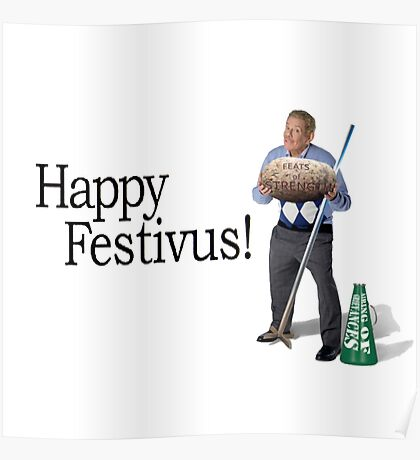 Festivus! FOR THE REST OF US! Poster
