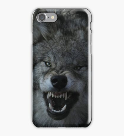 Malicious Intent iPhone Case/Skin