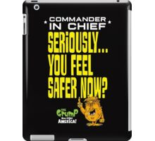 Commander-in-chief iPad Case/Skin