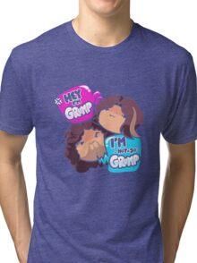 Game Grump Hey I'm Grump Tri-blend T-Shirt