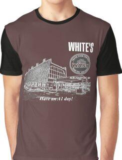Breaking Bad Car Wash Graphic T-Shirt