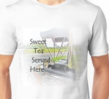 Sweet Tea Served Here Unisex T-Shirt