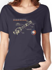 Apollo–Soyuz Test Project Women's Relaxed Fit T-Shirt