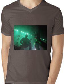 Music Energizes the Soul Mens V-Neck T-Shirt