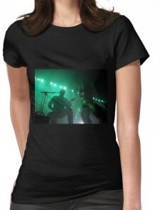 Music Energizes the Soul Womens Fitted T-Shirt