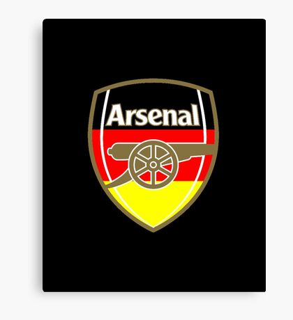 Arsenal Germany Canvas Print
