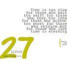 Twenty 7 by jegustavsen