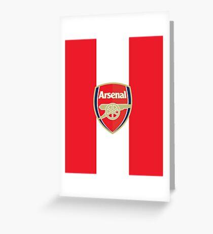 Arsenal Greeting Card