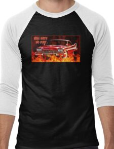 Christine - Hell Hath No Fury Men's Baseball ¾ T-Shirt