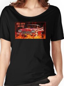 Christine - Hell Hath No Fury Women's Relaxed Fit T-Shirt