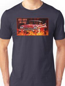 Christine - Hell Hath No Fury Unisex T-Shirt