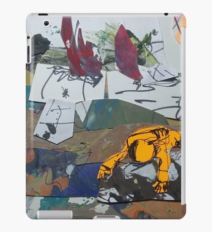 CRASH SITE(C2016) iPad Case/Skin