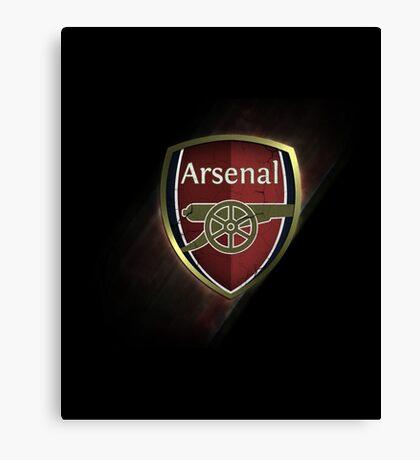 Arsenal shield Canvas Print