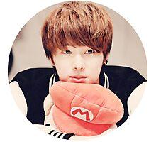 BTS - Jin Photographic Print
