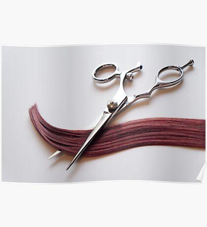 Cutting Hair Poster