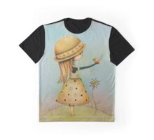 summer days are golden Graphic T-Shirt