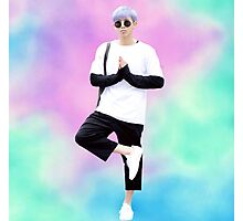 BTS - Namjoon Pastel Photographic Print