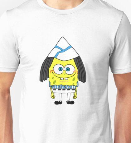 Welcome To Krabbie Burger Unisex T-Shirt