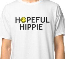Hopeful Hippie Classic T-Shirt