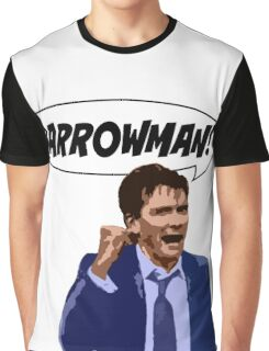 BARROWMAN!!! Graphic T-Shirt