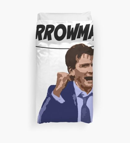 BARROWMAN!!! Duvet Cover