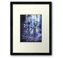 Night Fairy Song Framed Print