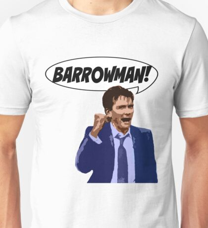 BARROWMAN!!! Unisex T-Shirt