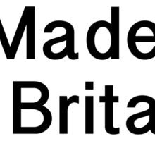 Made In Britain - The IT Crowd Sticker