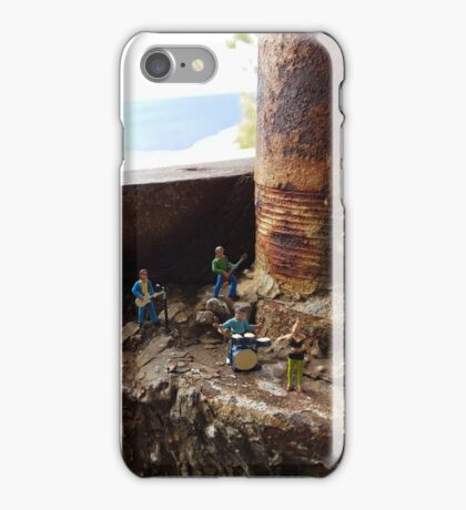 Band at the Head iPhone Case/Skin