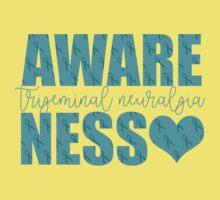 Trigeminal Neuralgia Aware Ness One Piece - Short Sleeve