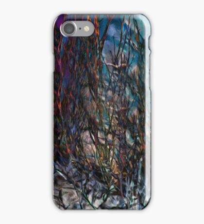 Into the Weeds Again iPhone Case/Skin