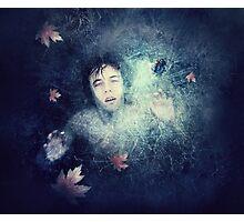 Beneath the Ice Photographic Print