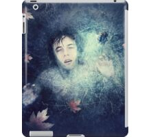 Beneath the Ice iPad Case/Skin