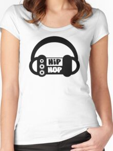 music for Life Women's Fitted Scoop T-Shirt