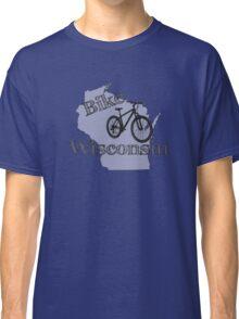 Bike Wisconsin State Classic T-Shirt