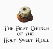 First Church of the Holy Sweet Roll One Piece - Short Sleeve