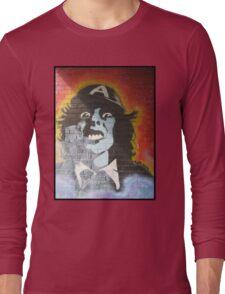 Angus Street Art Long Sleeve T-Shirt