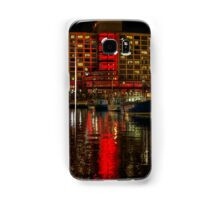Dark Mofo, Painting the town Red Samsung Galaxy Case/Skin