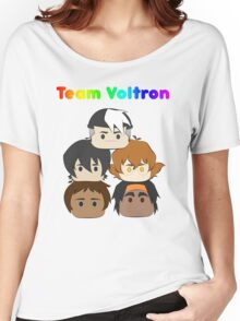 TEAM VOLTRON Women's Relaxed Fit T-Shirt