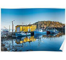Northwest Cove Nova Scotia Poster