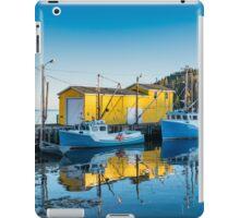 Northwest Cove Nova Scotia iPad Case/Skin